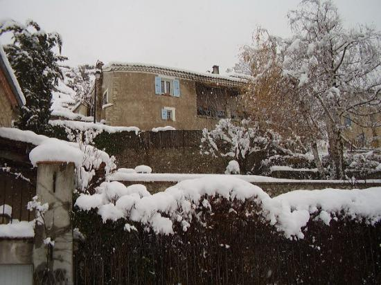 La Maison en toutes saisons...